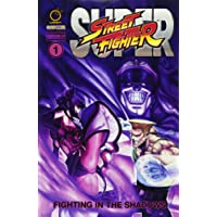 Super Street Fighter Omnibus: Fighting in the Shadows