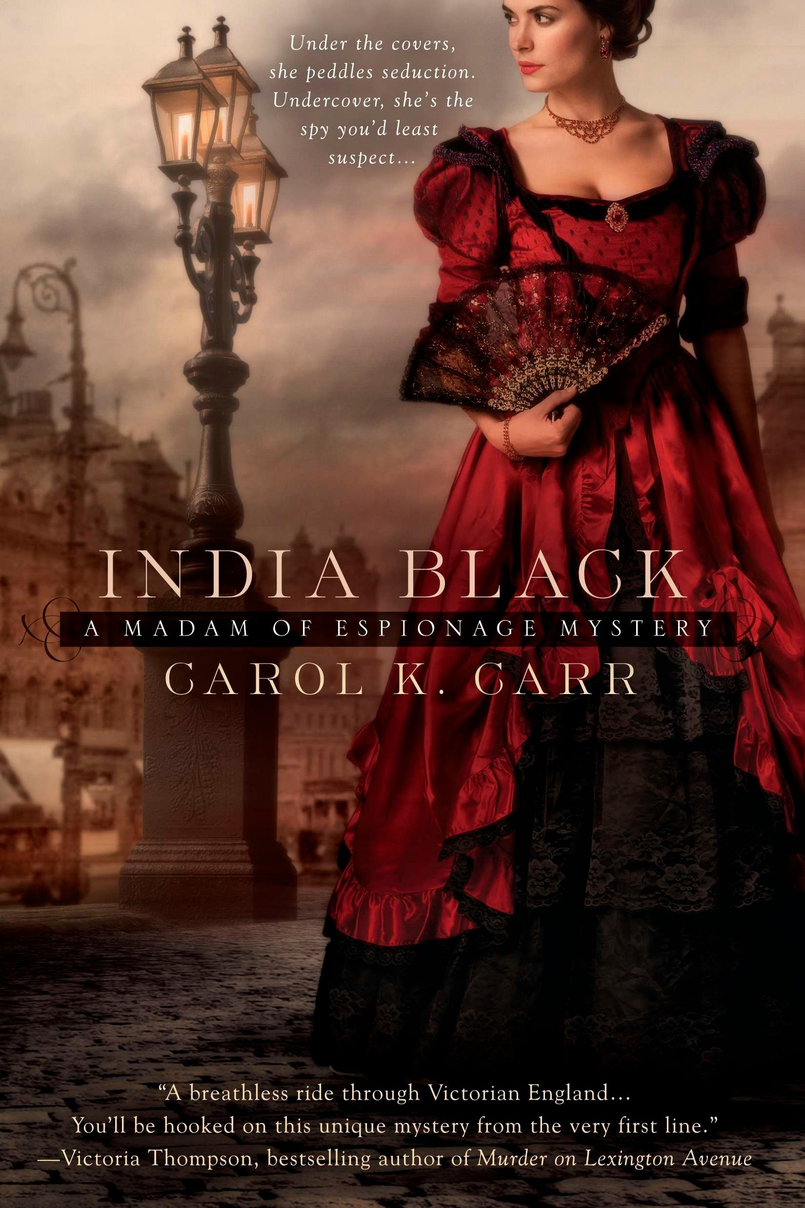 Read Online India Black (A Madam of Espionage Mystery) pdf