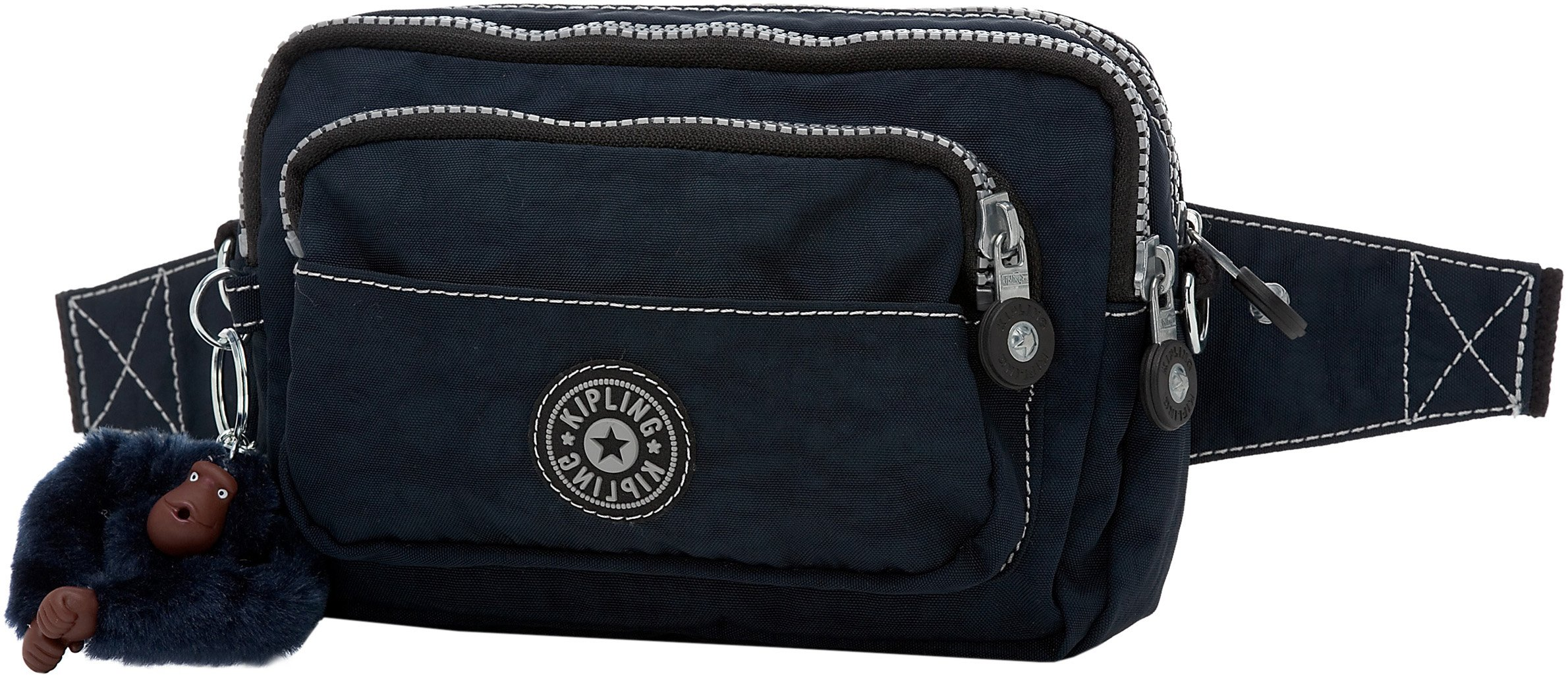 Kipling Merryl Waist bag,True Blue,One Size