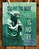 Amazon.com: LAB NO 4 Do or Do Not There is No Try Star