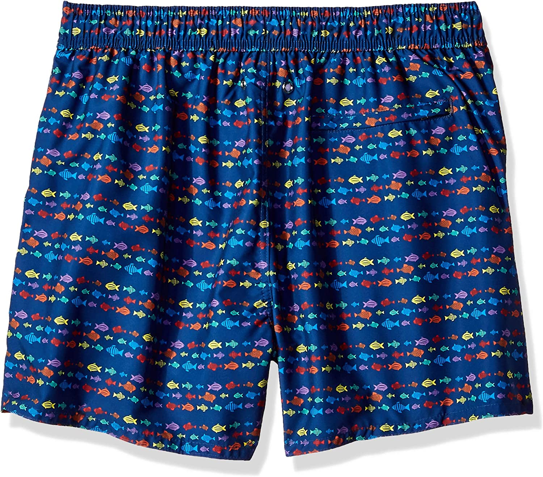 IST Mens Ibiza Solid Swim Trunk Swimwear 2 X