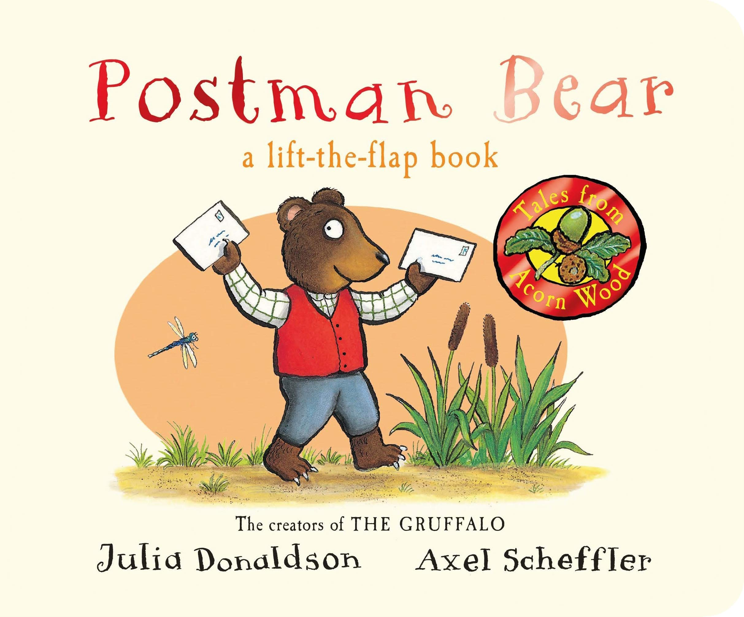 Postman Bear (Tales From Acorn Wood, Band 3)