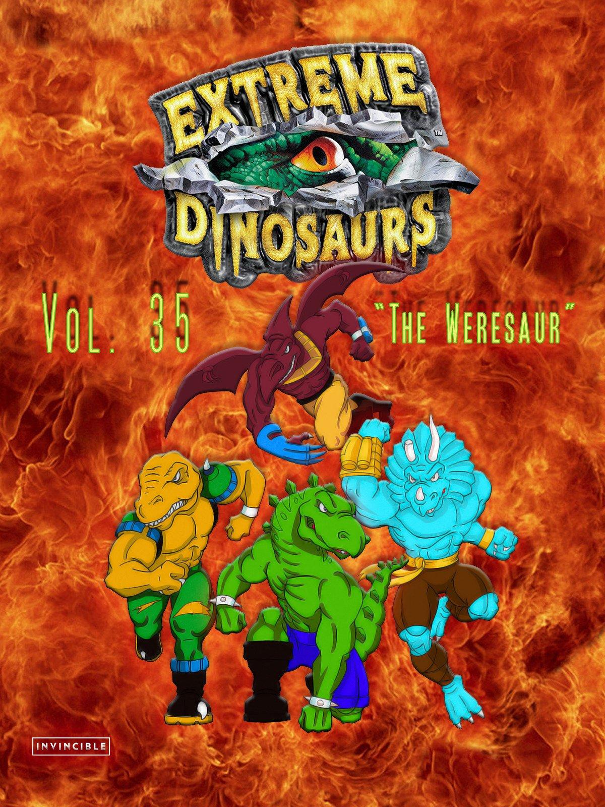 Extreme Dinosaurs Vol. 35The Weresaur on Amazon Prime Video UK
