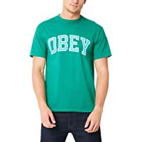 OBEY CLOTHING Men's Obey Academic 2 SS TEE