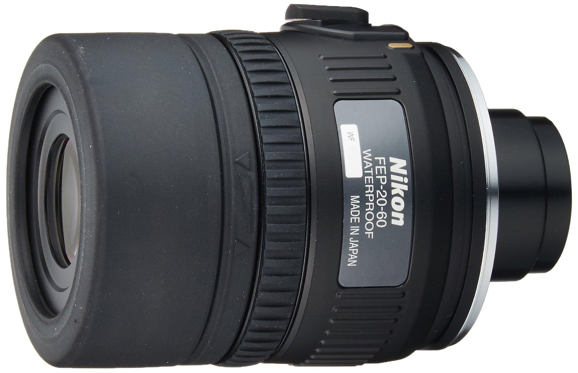 Nikon EDG Fieldscope Eyepiece eye lens FEP-20-60W Improt JPN
