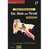 Manual of Clinical Cases in Ear, Nose and Throat