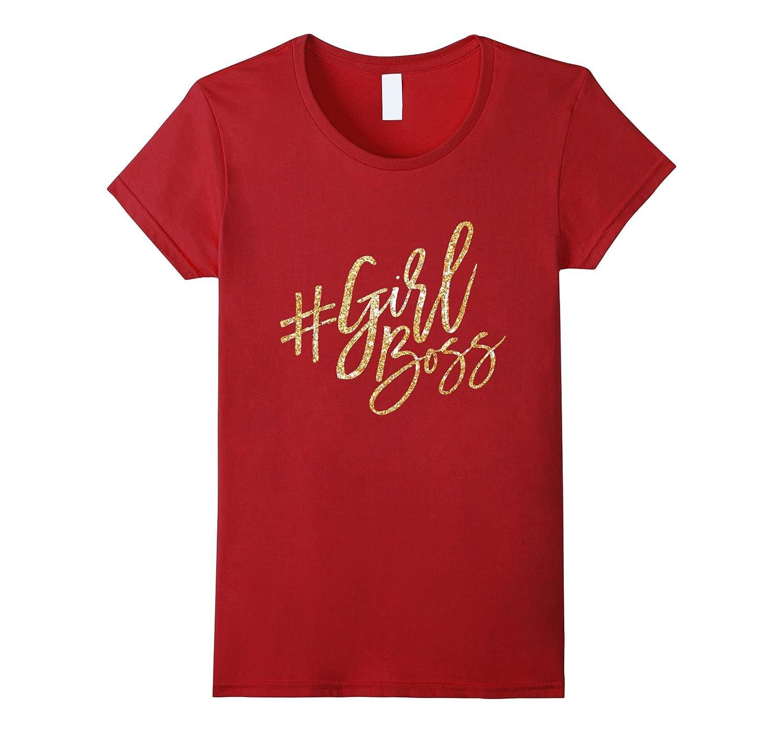 #GirlBoss T-Shirts-Art