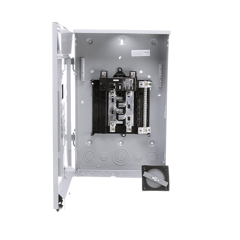 PW0816B1200TC 200-Amp 8-Space 16-Circuit Main Breaker Outdoor Trailer Panel Load Center