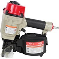 meite CN55 1-Inch to 2-1/4-Inch Industrial Coil Nailer Coil Siding Nailer with Aluminum Housing