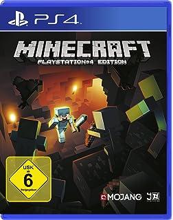 Minecraft Playstation Edition Amazonde Games - Alle minecraft spiele der welt