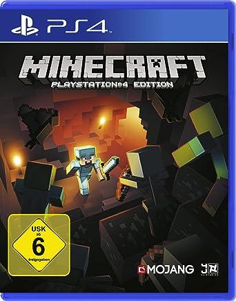 Minecraft Playstation Edition Amazonde Games - Minecraft verkaufte spiele