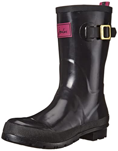 Tom Joule Joules Kelly Welly, Damen Stiefel, Schwarz (Black), 36 EU (3 UK)