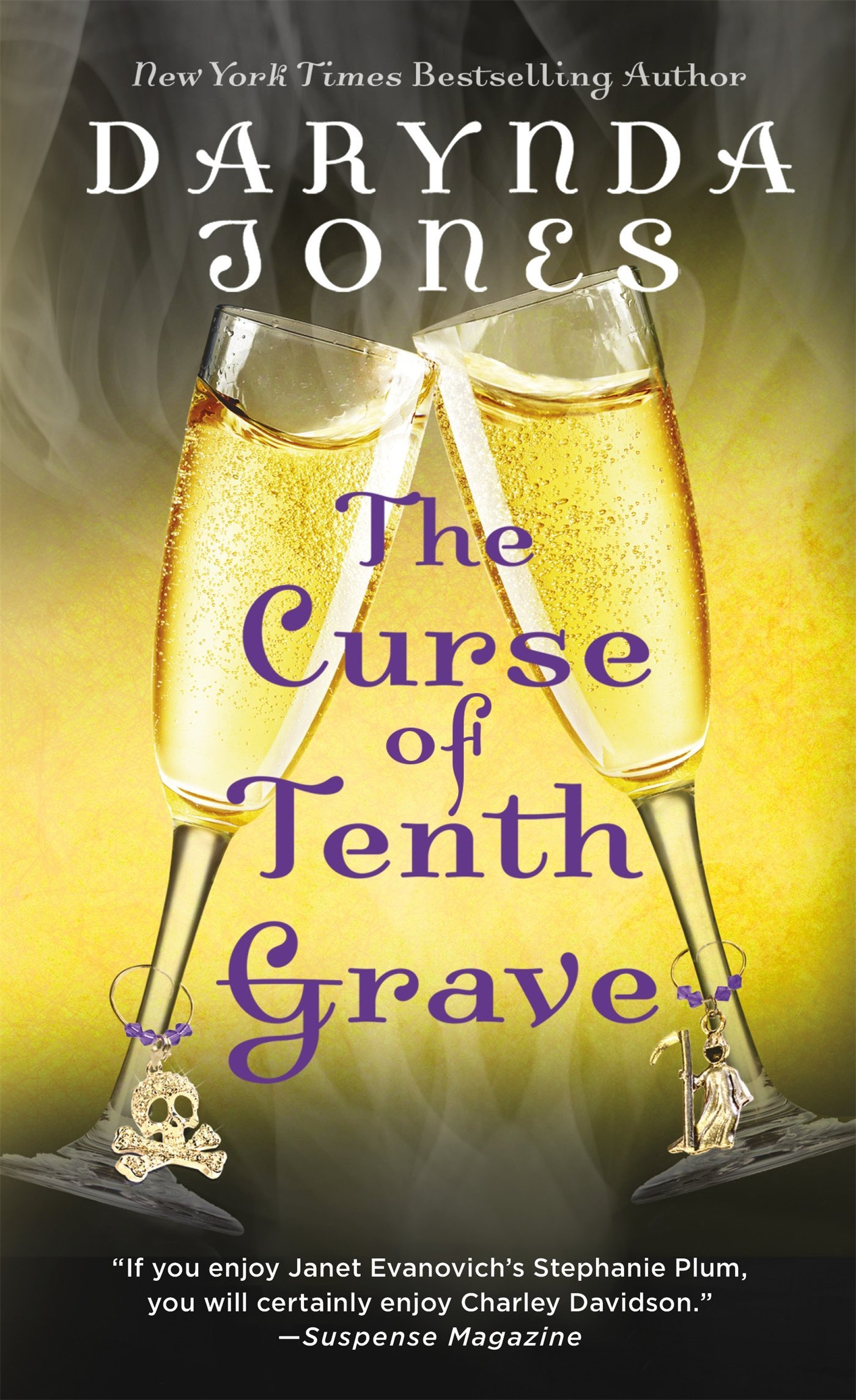 Curse Tenth Grave Charley Davidson product image