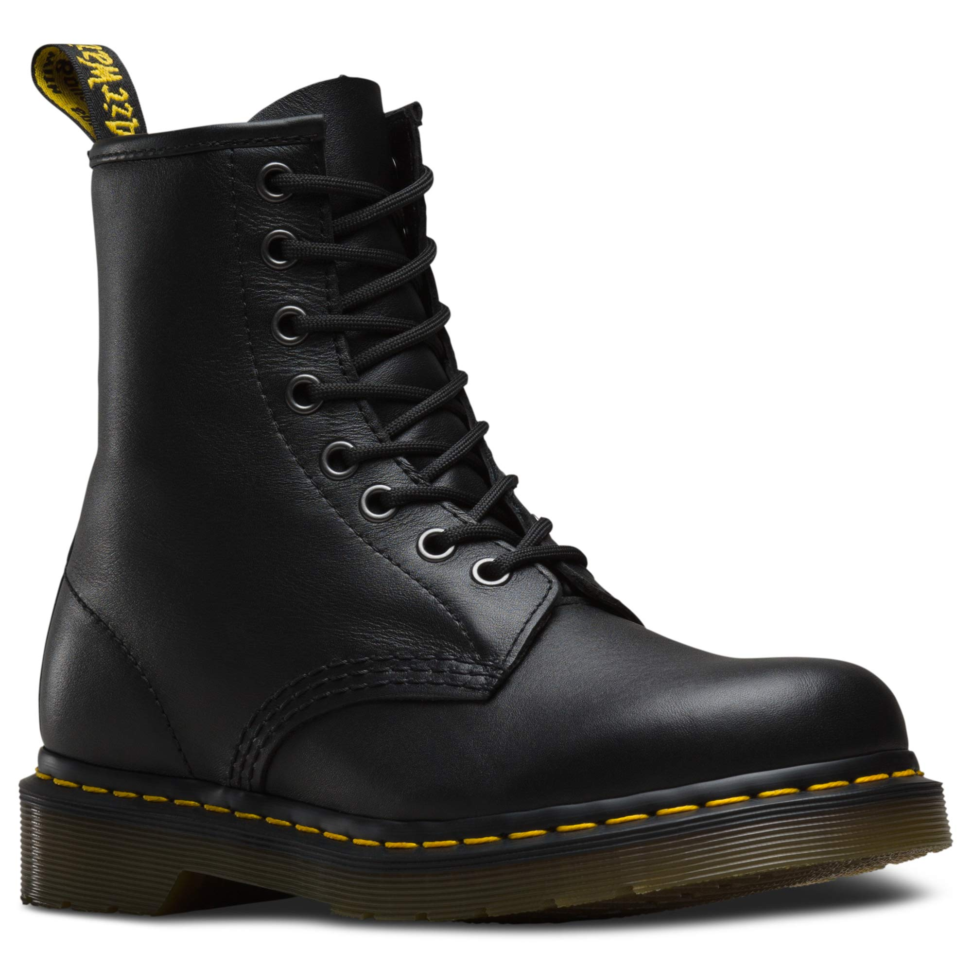 Dr. Martens mens 1460 8 Eye Boot,Black Nappa,13 UK/14 M US by Dr. Martens