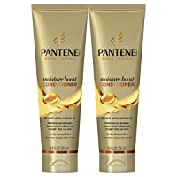 Pantene, Sulfate and Paraben Free Conditioner with Argan Oil, Pro-V Gold Series,...