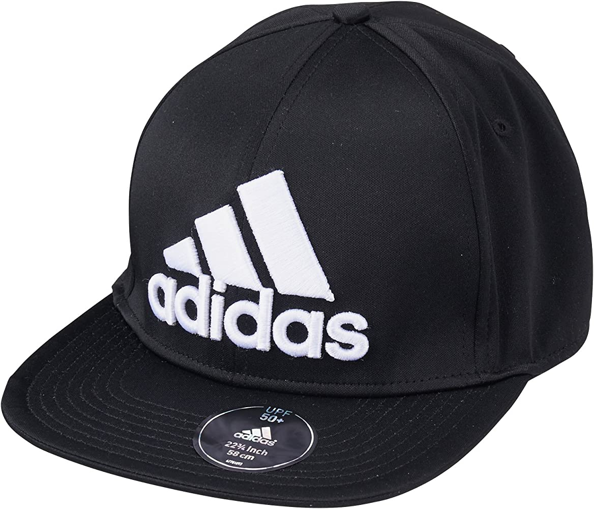 adidas Flat Fitted - Gorra Unisex, Color Negro/Azul/Blanco, Talla ...