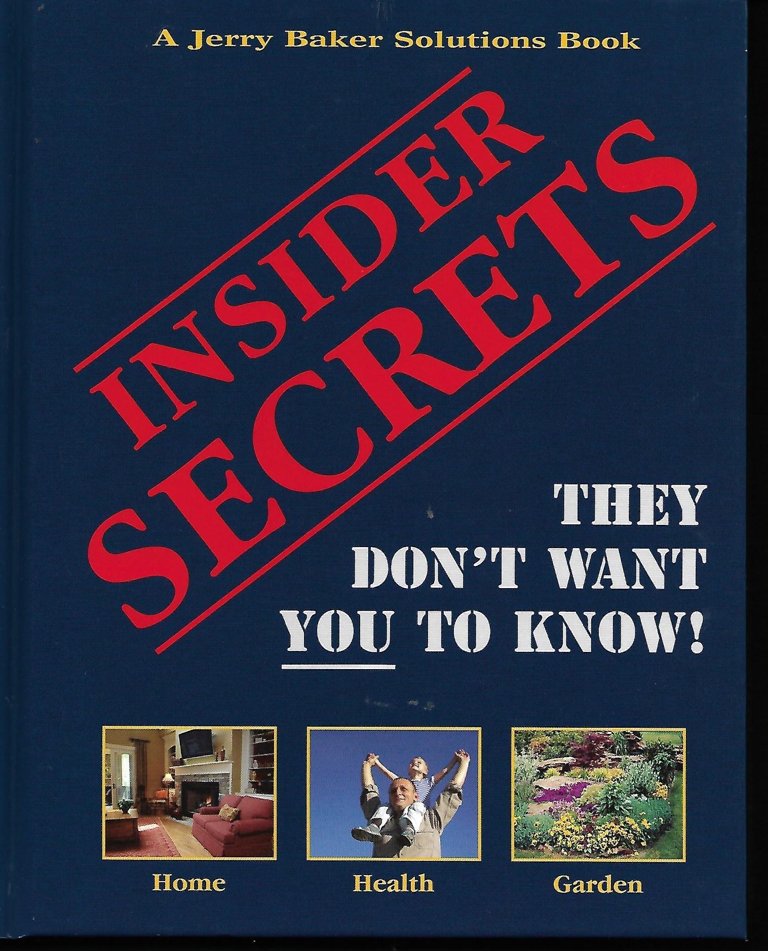 Read Online Insider Secrets pdf epub