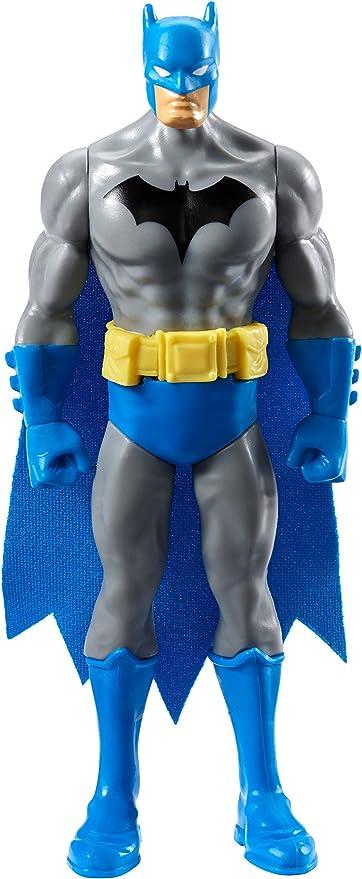 Dc Comics Justice League Action Figure Batman Blue Grey 6 Inch