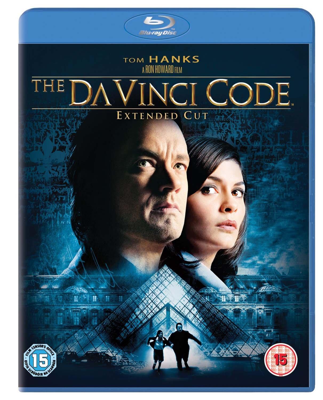 The Da Vinci Code [Blu-ray] [2006] [Region Free]