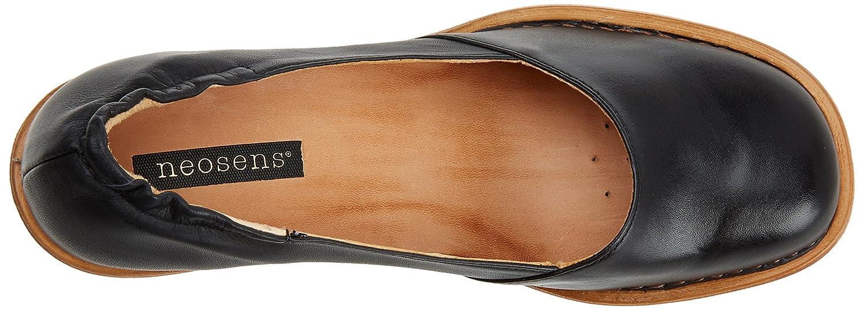 Neosens Damen S577 Marineblau RestoROT Skin Ebony/Debina Pumps, Marineblau S577 Schwarz (Ebony) 467f08