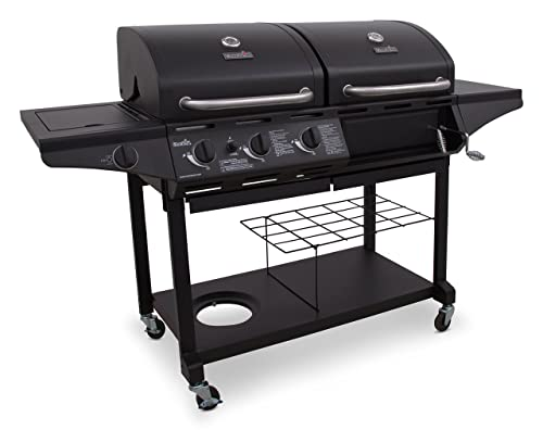 Char-Broil Gas and Charcoal Combo Grill, Standard.