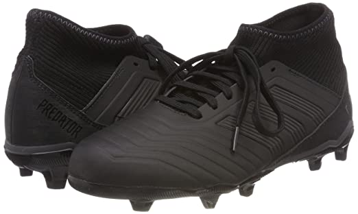 d91c5e4a817 Amazon.com   adidas Predator 18.3 FG Football Boots - Youth - Core Black Real  Coral - UK Kids Shoe Size 1   Sports   Outdoors