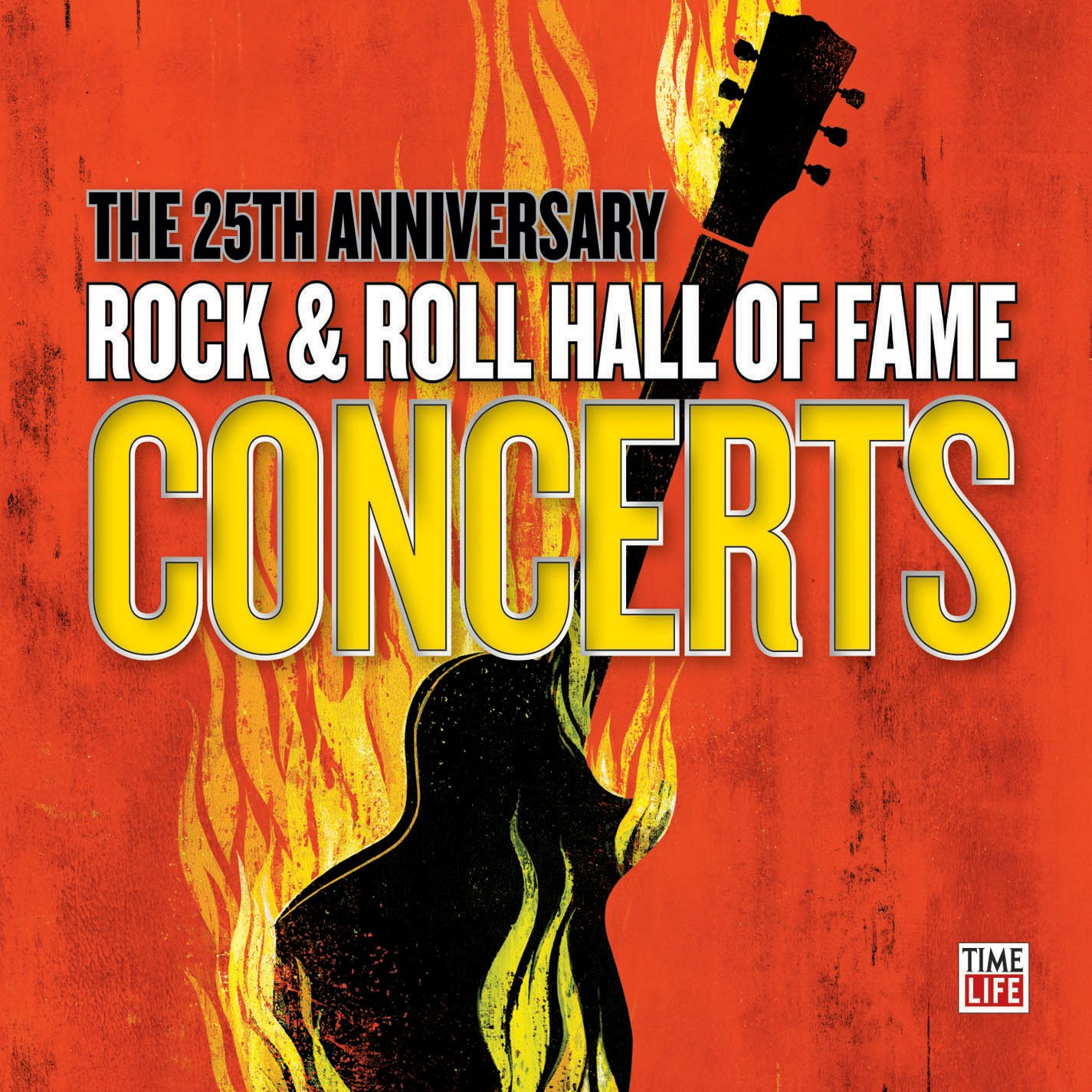 25th Anniversary Rock & Roll Hall of Fame Concerts - Rock, Roll Hall ...