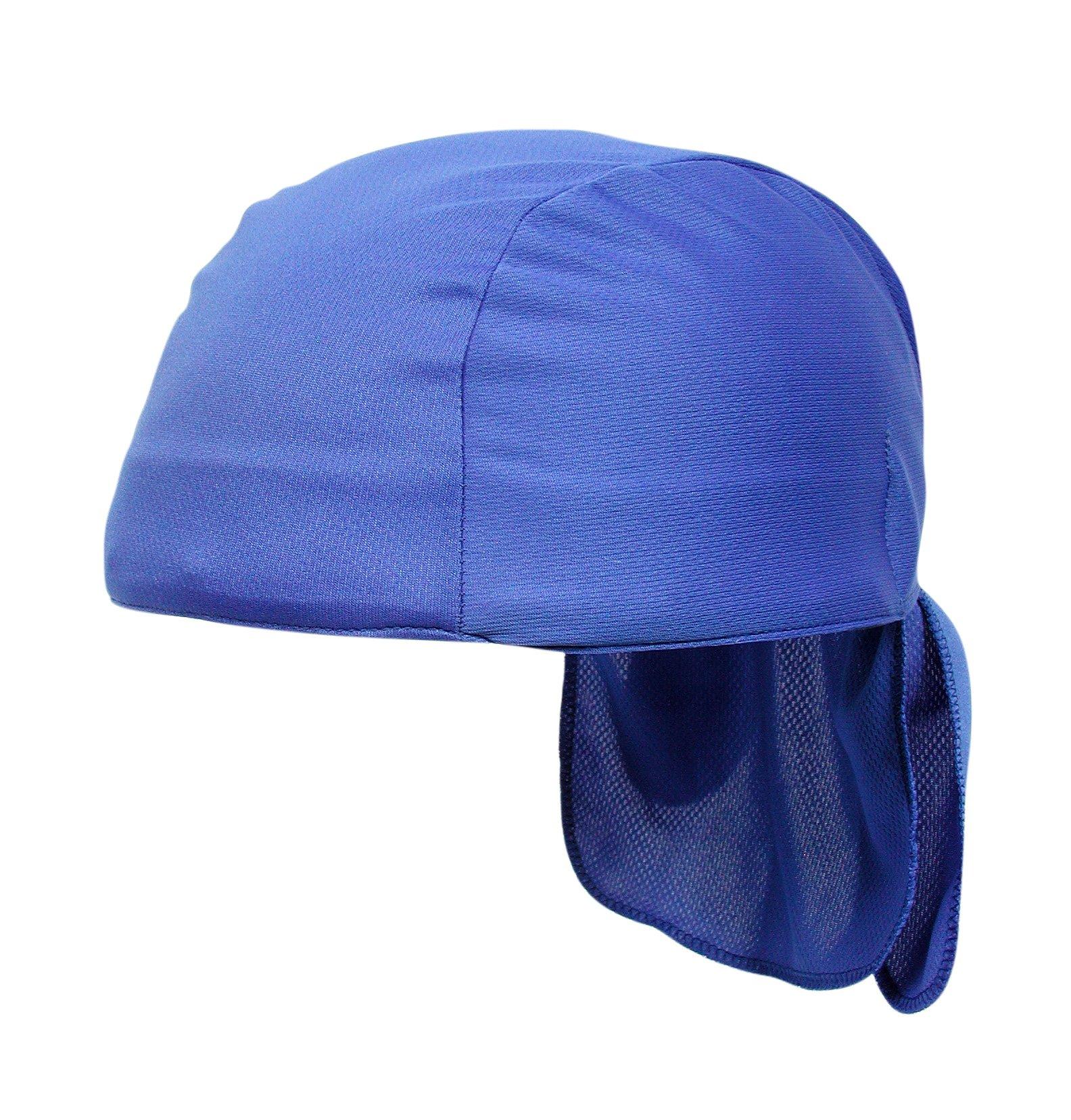 Pace Sportswear Vaportech Royal Blue Skull Cap by Pace Sportswear (Image #1)