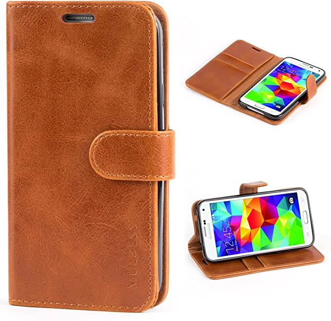 custodia in pelle per samsung galaxy s5