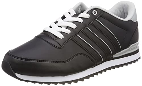 Adidas Jogger Cl, Zapatillas para Hombre, Negro (negbas/negbas/onicla), 42 2/3: Amazon.es: Zapatos y complementos
