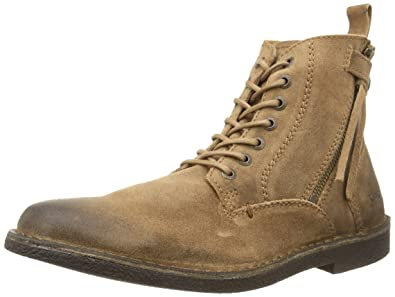 Kickers Mios, Boots Homme, Beige (Beige Foncé), 40 EU