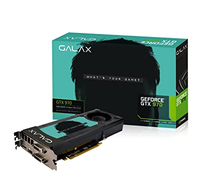GALAX GeForce GTX 970 4GB GeForce GTX 970 4GB GDDR5 ...