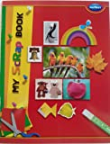 Navneet Scrap book 32 pages (pack of 10 books)