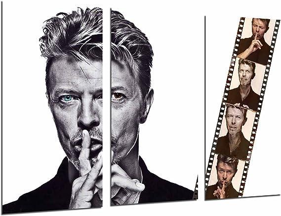 Cuadro Rock David Bowie
