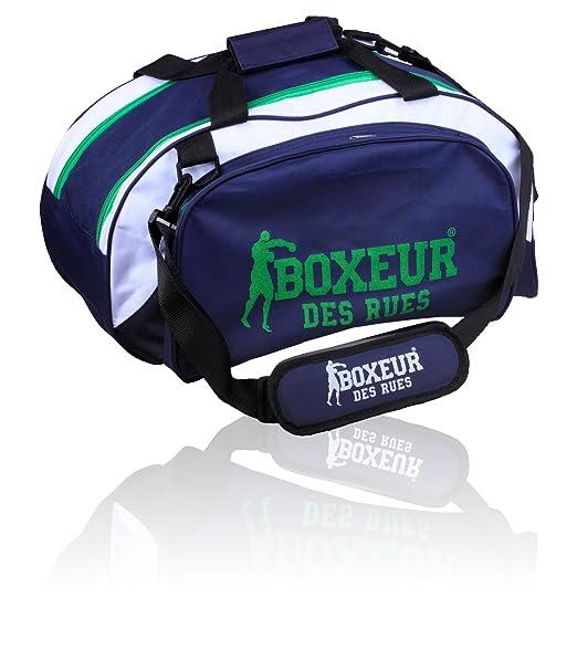 15 opinioni per Boxeur Des Rues Fight Activewear Borsa per la Palestra con Tracolla Regolabile,
