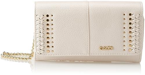 Gaudì Mujer V8A-70695 Monedero Blanco Size: 2x11x20 cm ...