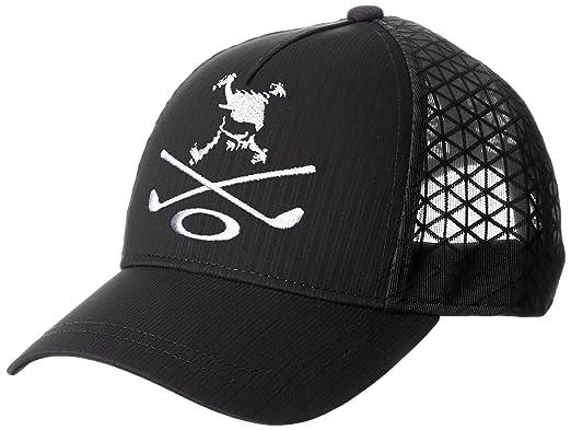 0fabc76775abe5 ... wholesale oakley japan skull club mesh adjustable golf cap hat mens  blackout beebc bab99