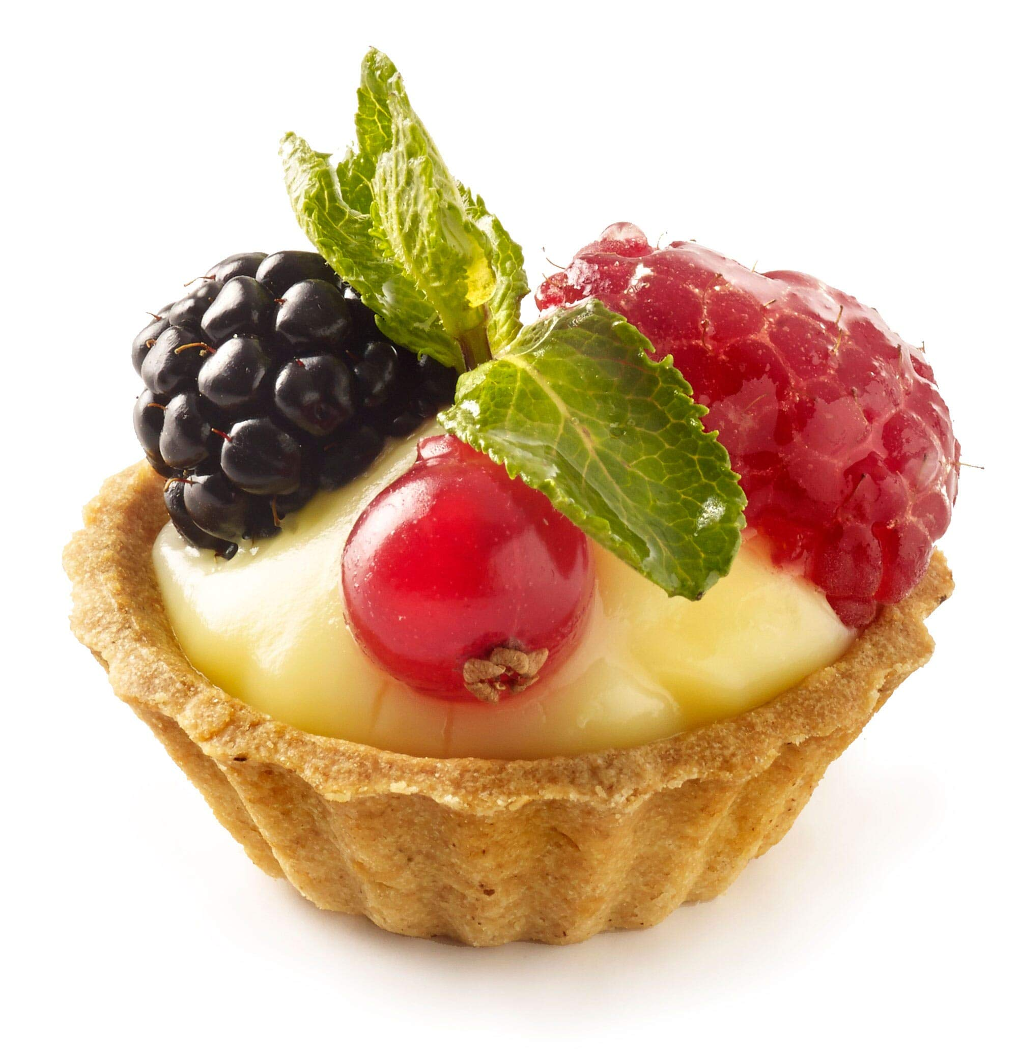 Pidy Mini Sweet Fluted Tellines Tartlets 4.5cm - 1x120