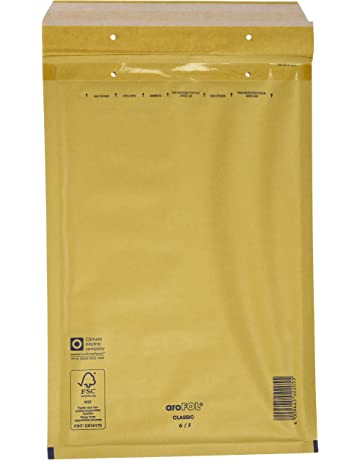 Bolsas de 10-A//000-110 X 160MM-Blanco Mail Lite sobres de burbuja acolchado Postal