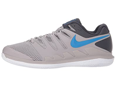sports shoes a6ddf 239c0 NIKE Herren Air Zoom Vapor X HC Fitnessschuhe, Mehrfarbig (Atmosphere  Grey/Photo Blue