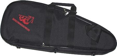Estuche acolchado para el transporte de la gaita. El instrumento entra separando el ronco entre la prima y la segunda.: Amazon.es: Instrumentos musicales