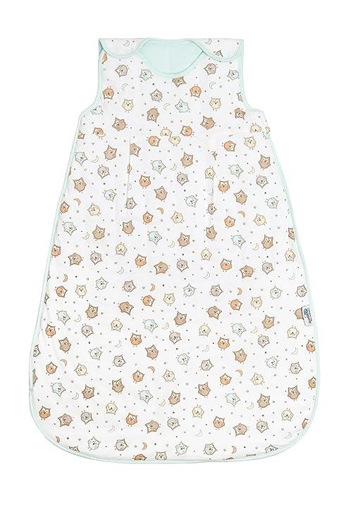 Saco de dormir de para bebé Slumbersac 2.5 Tog AOP Búho 0-3 meses/56cm