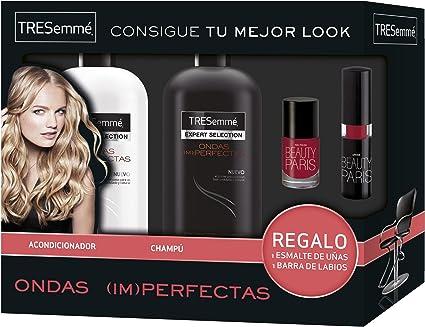 TRESemmé Ondas (IM) Perfectas - Pack champú 675 ml + ...