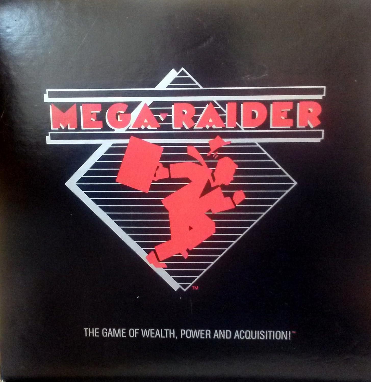 Mega-Raider Board Game Universal Games