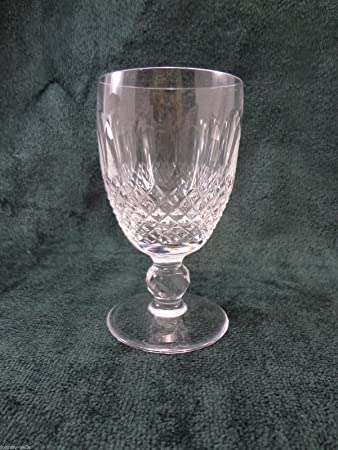 Amazoncom Waterford Crystal Colleen Short Stem White Wine Glass