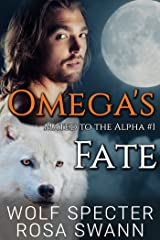 Omega's Fate (Mated to the Alpha #1): Mpreg Gay M/M Shifter Romance Kindle Edition