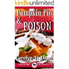 PUMPKIN PIE and POISON: A Ravenwood Cove Cozy Mystery (book 11) (English Edition)