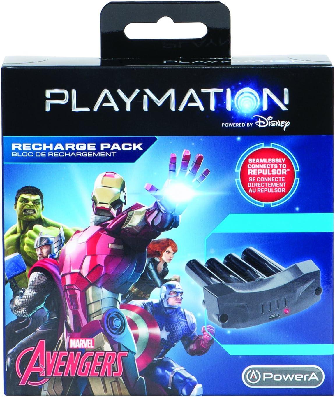 Disney playmation Power Rechargeable Power Pack Avengers se connecte à Repulsor