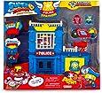 Superzings Estación de Policía Magic Box MBXPSZPP112IN00