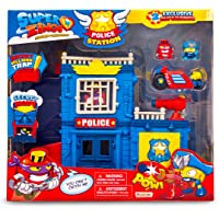 Superzings Estación De Policía, (Magic Box PSZSP112IN00)